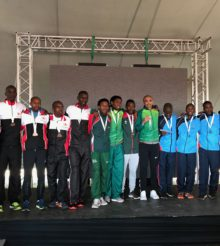 Mokoka and Joubert win SA Half Marathon Championships in Port Elizabeth
