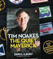 TIM NOAKES – THE QUIET MAVERICK -by Daryl Ilbury (Review)