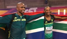 Manyonga Can Leap 9.09 smashing World Record say ex African Record holder!