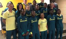 South African World 100km Athletes look to Team-work for Success.